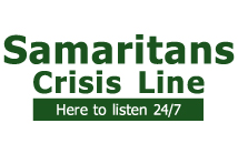 The Samaritans Crisis Line